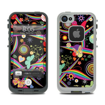 Lifeproof iPhone 5 Case Skin - Wonderland