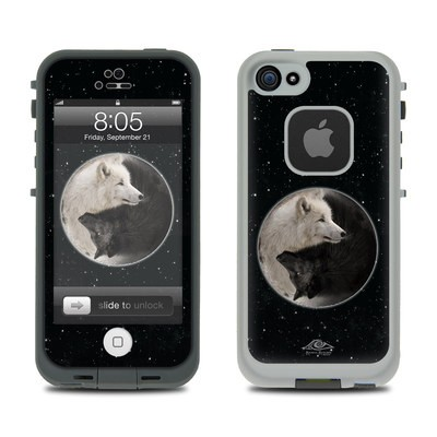 Lifeproof iPhone 5 Case Skin - Wolf Zen