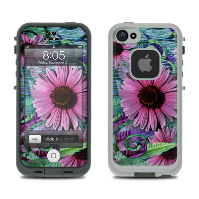Lifeproof iPhone 5 Case Skin - Wonder Blossom