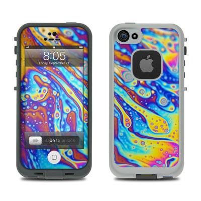 Lifeproof iPhone 5 Case Skin - World of Soap