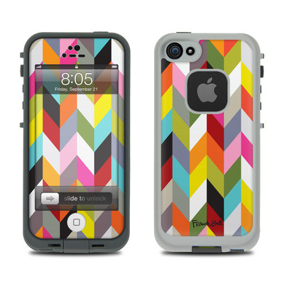 Lifeproof iPhone 5 Case Skin - Ziggy Condensed