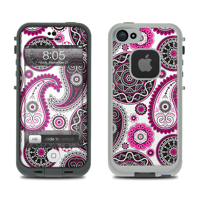 iphone 5 cases for girls lifeproof iphone 5 skin boho paisley by debra 17370