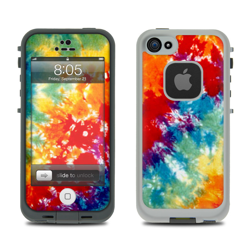 lifeproof iphone 5 case lifeproof iphone 5 skin tie dyed by retro decalgirl 1868