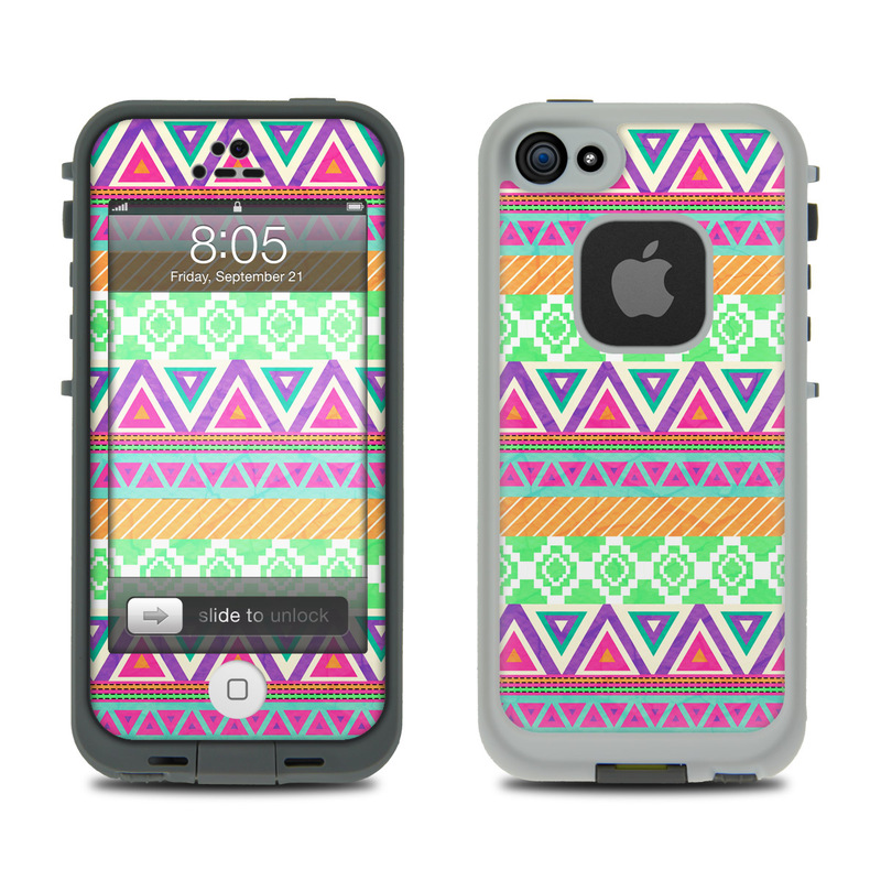 Lifeproof Iphone 5 Case Skin Tribe By Brooke Boothe