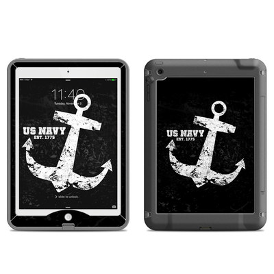 Lifeproof iPad Air Nuud Case Skin - Anchor