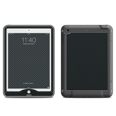 Lifeproof iPad Air Nuud Case Skin - Carbon