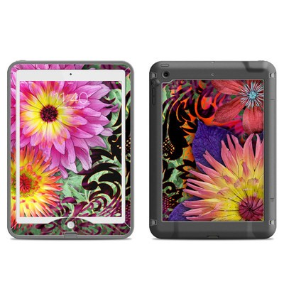 Lifeproof iPad Air Nuud Case Skin - Cosmic Damask