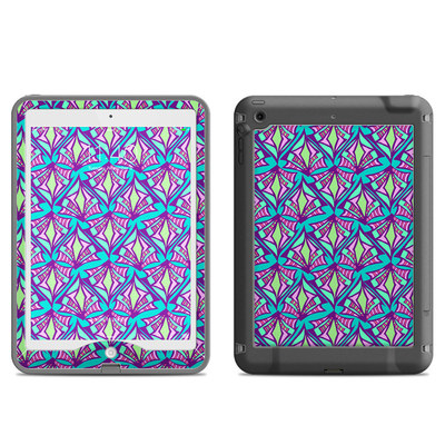Lifeproof iPad Air Nuud Case Skin - Fly Away Teal