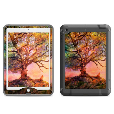 Lifeproof iPad Air Nuud Case Skin - Fox Sunset