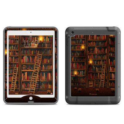 Lifeproof iPad Air Nuud Case Skin - Library