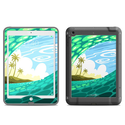 Lifeproof iPad Air Nuud Case Skin - Lunch Break