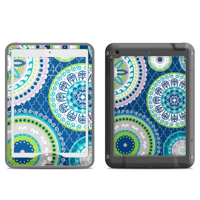 Lifeproof iPad Air Nuud Case Skin - Medallions
