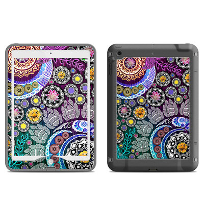 Lifeproof iPad Air Nuud Case Skin - Mehndi Garden