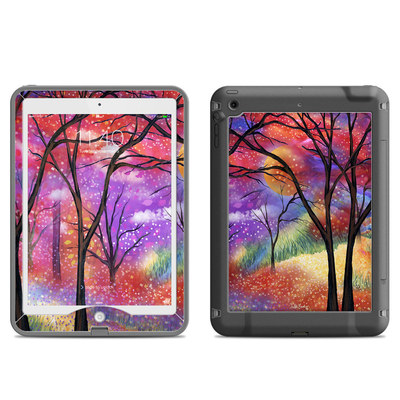 Lifeproof iPad Air Nuud Case Skin - Moon Meadow