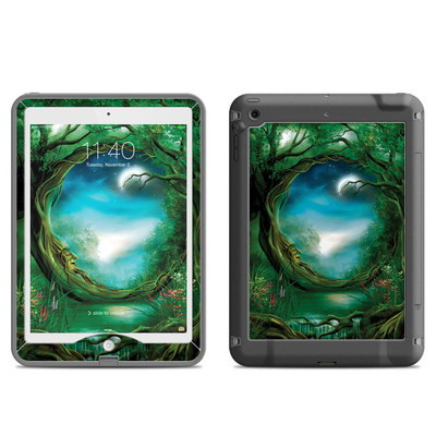 Lifeproof iPad Air Nuud Case Skin - Moon Tree