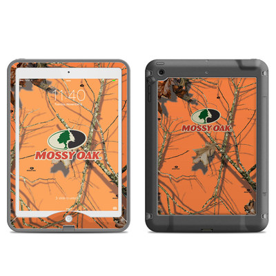 Lifeproof iPad Air Nuud Case Skin - Break-Up Lifestyles Autumn
