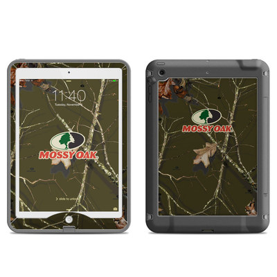 Lifeproof iPad Air Nuud Case Skin - Break-Up Lifestyles Dirt