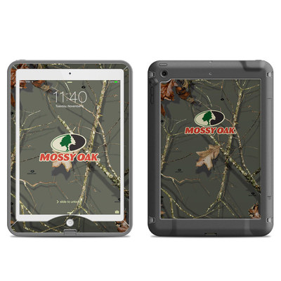 Lifeproof iPad Air Nuud Case Skin - Break-Up Lifestyles Evergreen