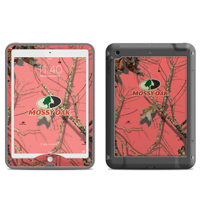 Lifeproof iPad Air Nuud Case Skin - Break-Up Lifestyles Salmon