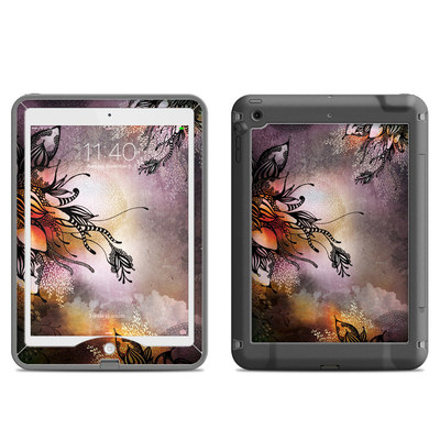 Lifeproof iPad Air Nuud Case Skin - Purple Rain