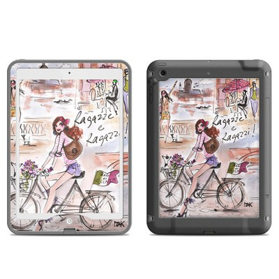 Lifeproof iPad Air Nuud Case Skin - Ragazze e Ragazzi