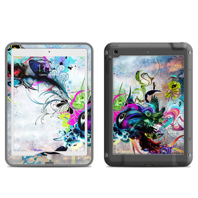 Lifeproof iPad Air Nuud Case Skin - Streaming Eye