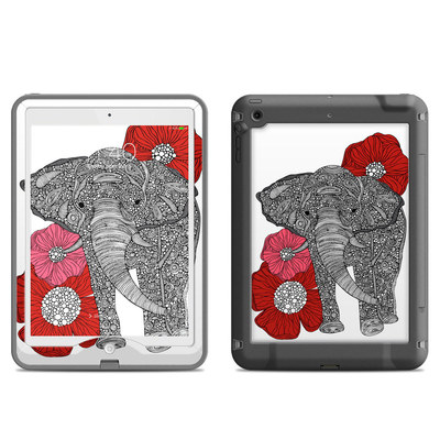 Lifeproof iPad Air Nuud Case Skin - The Elephant
