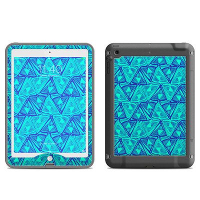 Lifeproof iPad Air Nuud Case Skin - Tribal Beat