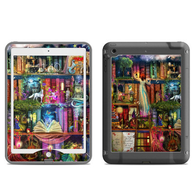 Lifeproof iPad Air Nuud Case Skin - Treasure Hunt