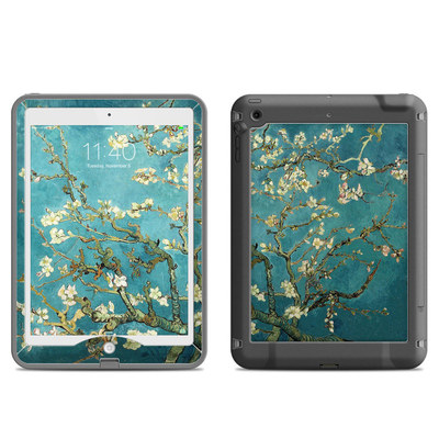 Lifeproof iPad Air Nuud Case Skin - Blossoming Almond Tree