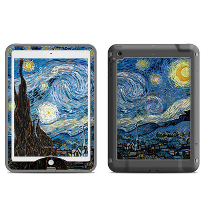 Lifeproof iPad Air Nuud Case Skin - Starry Night