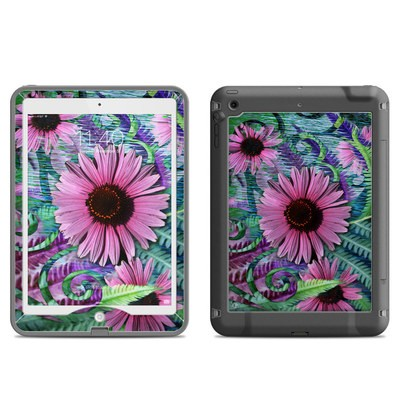 Lifeproof iPad Air Nuud Case Skin - Wonder Blossom