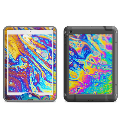 Lifeproof iPad Air Nuud Case Skin - World of Soap