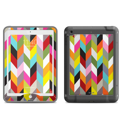 Lifeproof iPad Air Nuud Case Skin - Ziggy Condensed