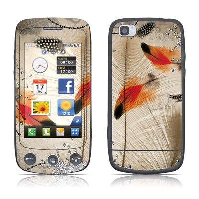 LG Cookie Plus Skin - Feather Dance