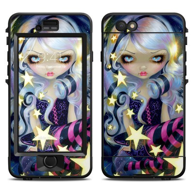 Lifeproof iPhone 6 Nuud Case Skin - Angel Starlight