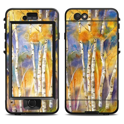 Lifeproof iPhone 6 Nuud Case Skin - Aspens