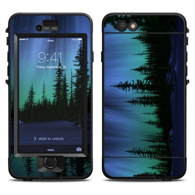 Lifeproof iPhone 6 Nuud Case Skin - Aurora