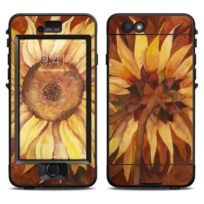 Lifeproof iPhone 6 Nuud Case Skin - Autumn Beauty