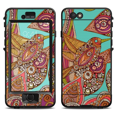 Lifeproof iPhone 6 Nuud Case Skin - Bird In Paradise