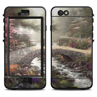 Lifeproof iPhone 6 Nuud Case Skin - Bridge of Faith