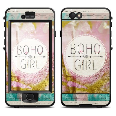 Lifeproof iPhone 6 Nuud Case Skin - Boho Girl
