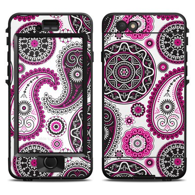 Lifeproof iPhone 6 Nuud Case Skin - Boho Girl Paisley