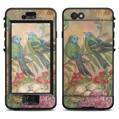 Lifeproof iPhone 6 Nuud Case Skin - Splendid Botanical