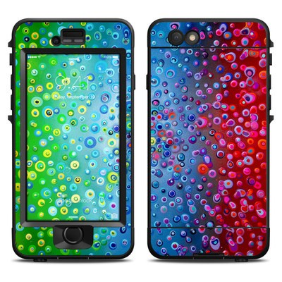 Lifeproof iPhone 6 Nuud Case Skin - Bubblicious