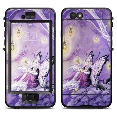 Lifeproof iPhone 6 Nuud Case Skin - Chasing Butterflies