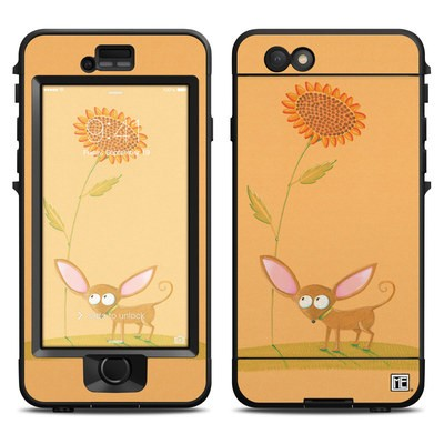 Lifeproof iPhone 6 Nuud Case Skin - Chihuahua