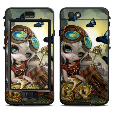 Lifeproof iPhone 6 Nuud Case Skin - Clockwork Dragonling