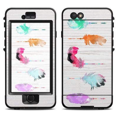 Lifeproof iPhone 6 Nuud Case Skin - Compass