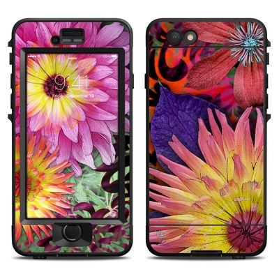 Lifeproof iPhone 6 Nuud Case Skin - Cosmic Damask